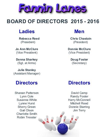 Bowling directors-001